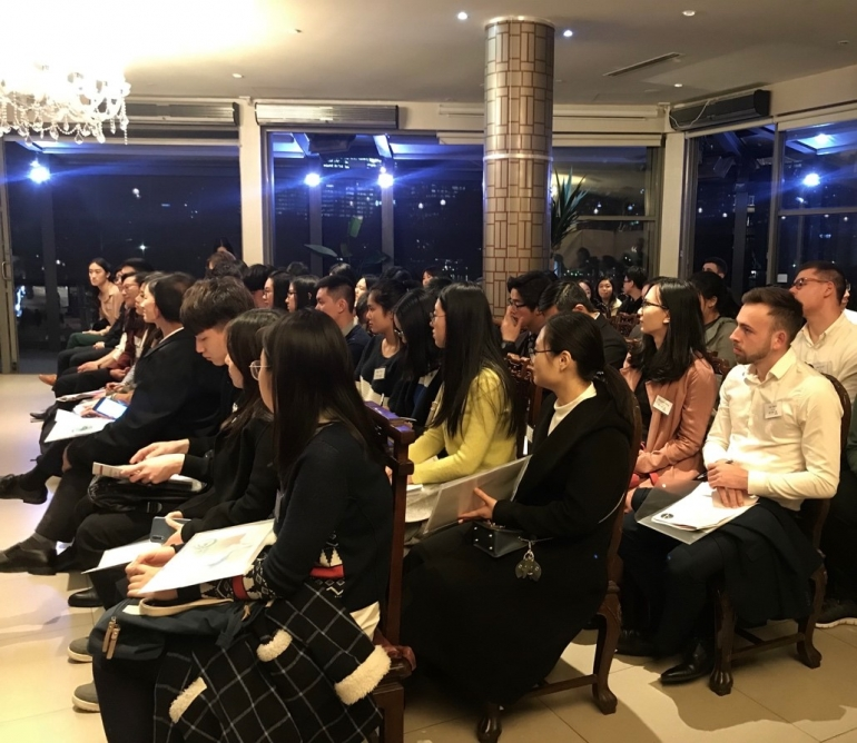 Networking Night: Working in the Australia-China Landscape